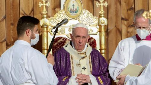 教宗在埃爾比勒城主持彌撒:我親眼目睹生氣蓬勃的伊拉克教會