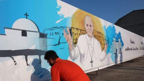 教宗訪伊拉克:同亞巴郎一樣,在希望中踏上旅途