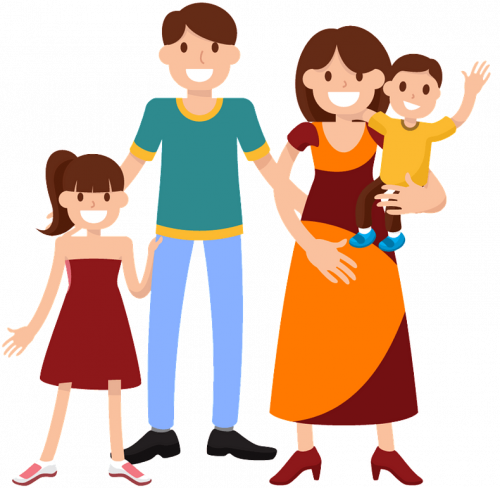 家庭抗疫訪問1