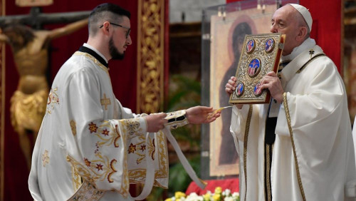 教宗主持復活主日大禮彌撒:勝利的君王,求祢垂憐