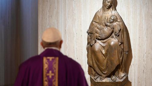 教宗清晨彌撒:在疫情中為決策者祈禱,不忘窮人和受苦者