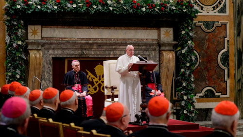 教宗接見聖部首長:改變是為更好地服務人類