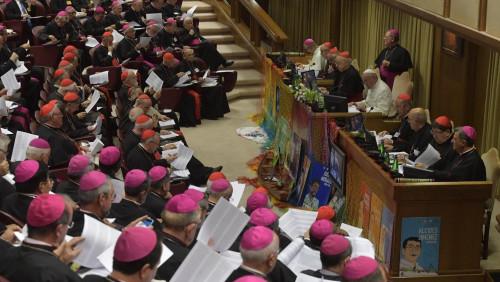 世界主教會議:為徵詢信友意見階段的《預備文件》出爐