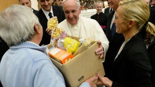 梵蒂岡舉行峰會,探討食物廢棄的問題