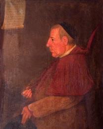 栢主教 D. Nicolau Rodrigues Pereira de Borja, C.M.(1841-1845)