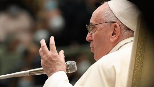 第十六屆世界主教代表會議  教宗方濟各揭幕彌撒講道詞