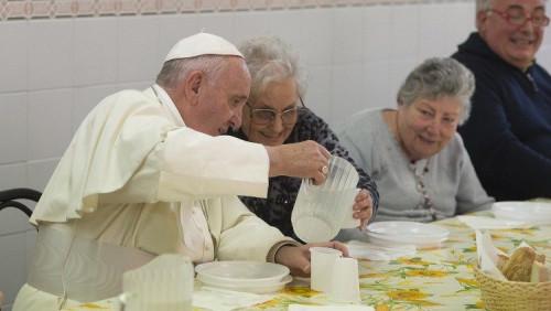 第54屆世界和平日文告:照顧弱小者是建設和平的基礎