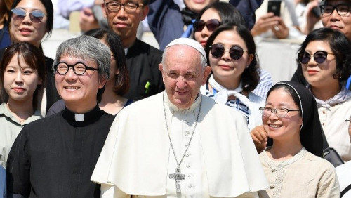 韓國天主教會開啓聖金大建神父200週年冥誕紀念活動