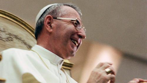 教宗成立梵蒂岡若望保祿一世基金會
