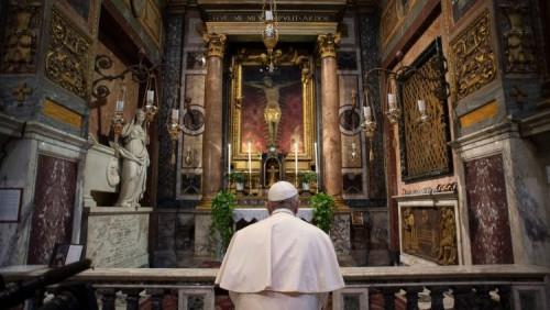 教宗由衷感謝所有致力於教宗祈求上主:求祢親手終止傳染病疫情對抗新冠病毒疫情的人們 - 副本