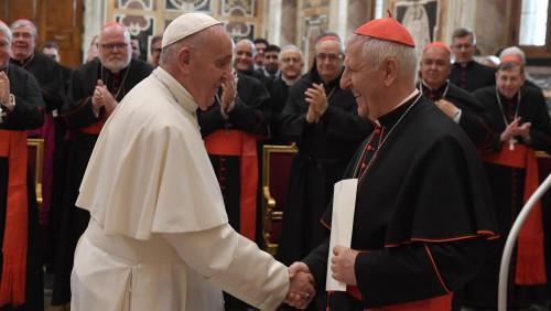 教宗方濟各:教育能增進人類兄弟情誼,克服分裂與對立