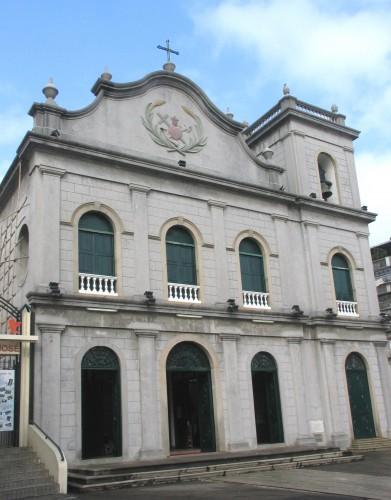 望德聖母堂區