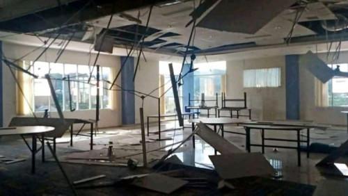 教宗慰問印尼地震災民
