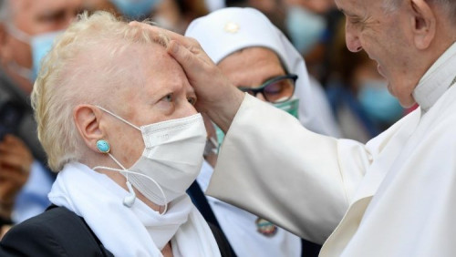 教宗公開接見:恆心祈禱是天父的邀請和聖經的命令