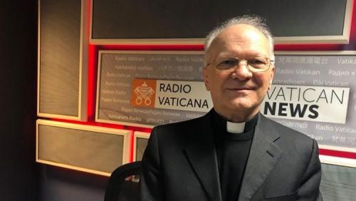 聖座教育部秘書長扎尼總主教:願教育成為友愛、和平和正義的創造者