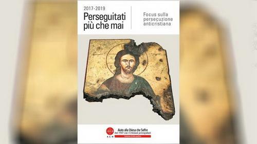 援助苦難教會組織報告:在全球20多個國家中基督徒遭受迫害