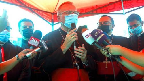教宗致函黎巴嫩人民:天主對黎巴嫩懷有和平的計劃