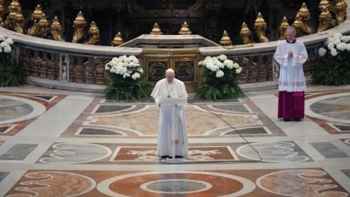 教宗復活節文告:抵拒自私和分裂,這是團結的時刻