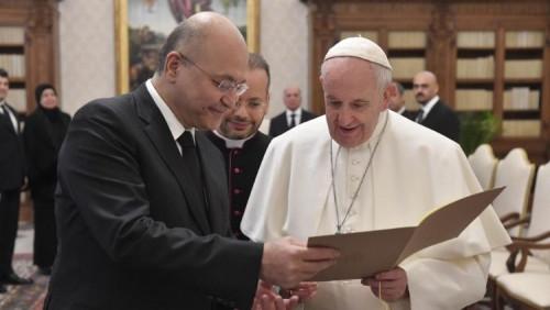 教宗訪問伊拉克:將給古老文明的土地書寫歷史嶄新的一頁