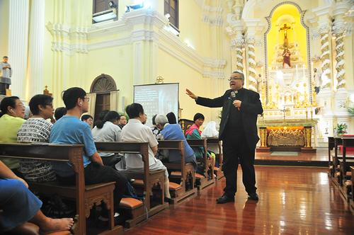 瓜達盧佩聖母亞洲巡迴講座——澳門站圓滿舉行