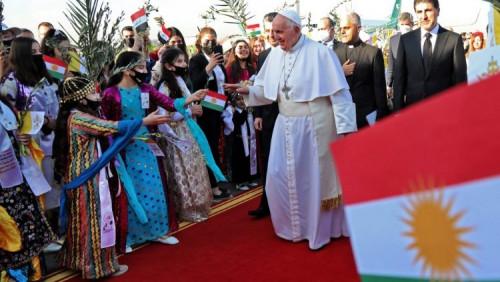 教宗向東方亞述教會宗主教致意:殉道者引領我們走向合一