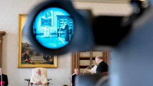 教宗公開接見:基督徒的祈禱是返回父家的開端