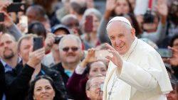 日本教會公布教宗訪問的主題曲