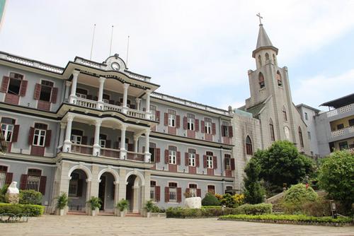 聖羅撒女子中學中文部86週年校慶