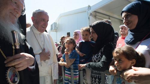 三位樞機聯署為萊斯沃斯島難民的重新安置發出呼籲