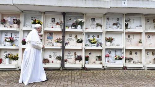 教宗11月2日將在梵蒂岡條頓墓園主持彌撒