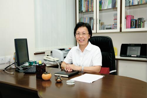 專訪聖家學校校長林淑華修女  矢志不渝  為教育奉獻一生