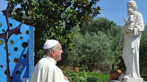 教宗發表世界聖召祈禱日文告:聖若瑟是忠誠服務的典範