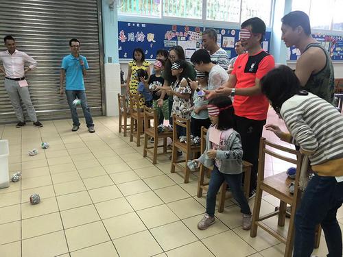 氹仔嘉模聖母堂舉辦 點止加油咁簡單──鼓勵孩子技巧工作坊