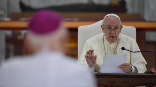 教宗在泰國接見亞洲主教:在現況的張力中,牧者與子民一起奮鬥